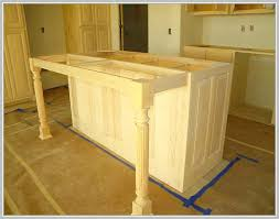kitchen island legs unfinished unfinished kitchen island legs home design ideas