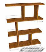 Woodworking Bookcase Plans Free by Bookcases Bookshelves At Woodworkersworkshop Com