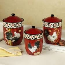 apple kitchen canisters country canister sets for kitchen foter