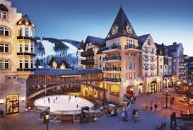best town squares in america the best american ski towns to visit this season vail colorado