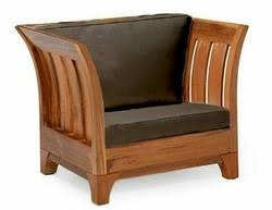wooden sofa chair at best price in india