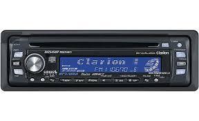clarion proaudio dxz545mp cd mp3 wma receiver at crutchfield com