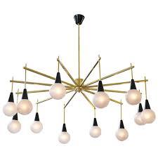 Mid Century Pendant Light Chandelier Pink Chandelier Mid Century Hanging Lamp Mid Century