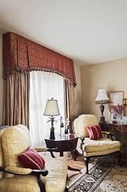 Decorative Trim For Curtains Valance With Decorative Tassel Trim Interior Design Window