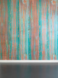 spoiled copper wallpaper design by piet hein eek for nlxl lab