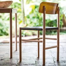 magis sedie chaise trattoria par magis dessin礬e par jasper morrison arredaclick