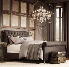 Upholstered Sleigh Bed Best 25 Upholstered Beds Ideas On Pinterest White Upholstered