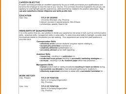 What To Put In The Summary Of A Resume Download Skills For A Resume Haadyaooverbayresort Com
