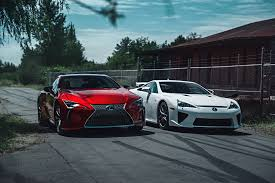 lexus lf lc sports coupe vwvortex com lexus brings the lc lf to production as the 2017 lc 500