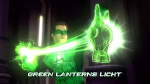 green lantern neon light green lantern rise of the manhunters gameplay trailer us d 2011
