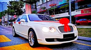 bentley limo black redorca malaysia wedding and event car rental luxurious car