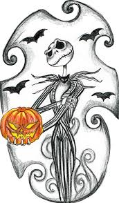 jack skellington halloween nightmare before christmas png