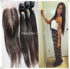 weave hairstyles with middle part top grade 4pcs lot cheap brazilian virgin silky straight human