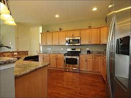 Kitchen Color Schemes With Painted Cabinets by Kitchen Brown Painted Cabinets Gray Kitchen Walls Cabinet
