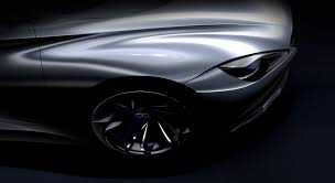 electric sports cars infiniti teases range extending electric sports car concept for geneva