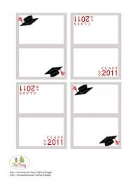 graduation name cards and facts with kids graduation diy party ideas and printable