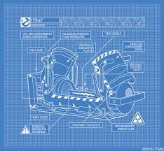 spirit halloween ghostbusters proton pack schematics 3 ghost trap ghostbusters 2016 pinterest