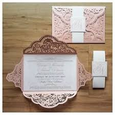 wedding invitations durban trending watercolour wedding invitation in pink grey