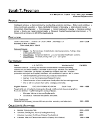 What Is The Best Definition Of A Chronological Resume by Resume Writing 101 Pt 2
