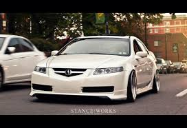 acura rl vip diamond in the rough stanceworks