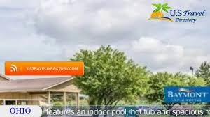 Red Roof Inn Maumee Ohio by Baymont Inn U0026 Suites Perrysburg Perrysburg Hotels Ohio Youtube