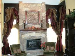 Window Treatments For Living Room by Lana Erickson Kitchen Window Treatments Bay Window Treatments