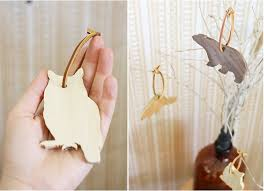 handmade wood ornaments hello lidy