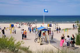 Blue Flag Beach Ventspils Beach To Fly Blue Flag For 18th Consecutive Year