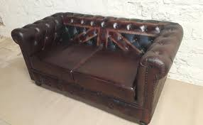 chesterfield leather sofa used sofa stunning chesterfield sofa for sale gumtree stunning