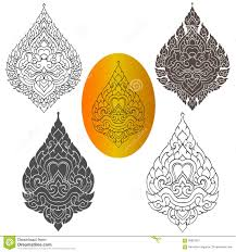 thai design line thai design stock vector illustration of design 58963057