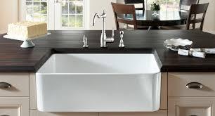 dark stain kitchen cabinets decorating brilliant butcher block counter top create winsome