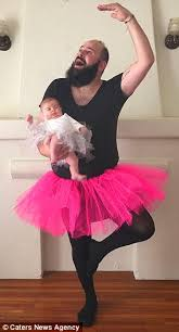 Hilarious Costumes Father Dresses Up With His Daughter In Hilarious Costumes Daily