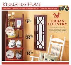 Kirkland Home Decor Coupons Home Staging In Cincinnati Urban Country Decor Kirklands New