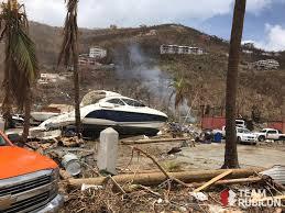 living through hurricane maria disaster response veterans