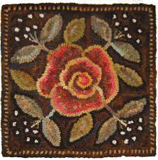 gallery of hooked rugs by cindi