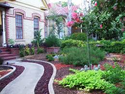 decor landscape ideas for front of house sidewalk patio entry