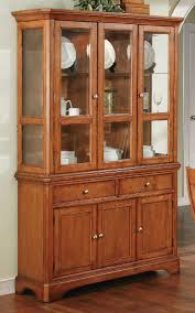 topaz cherry buffet with hutch by winners only tenpenny furniture