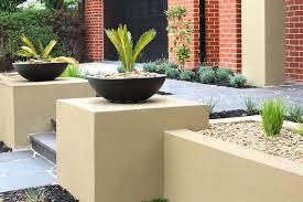 Modern Front Garden Design Ideas Modern Front Yard Design Ideas Stock Image Image Of Lawn Grass