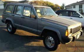 1989 jeep wagoneer lifted jeep 4wd cherokee suv wagon 4 door pioneer sport utility 4x4