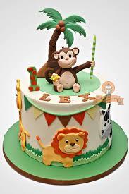 jungle theme cake jungle cake pinteres