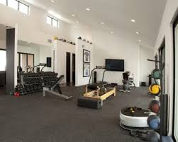 Decorating Home Gym Interior Decorating Your Home Gym 6 Of 10 Photos