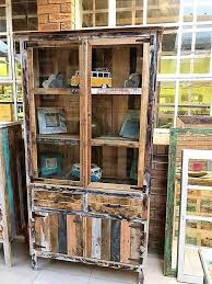 Wood To Make Cabinets 110 All Season Pallet Wooden Project Ideas I Love2make