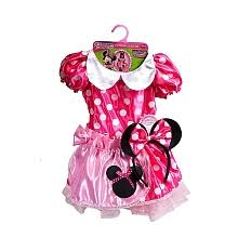 minnie mouse bow tique fancy baker dress just play toys r us