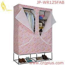 jp wr125fab folding fabric wardrobe closet china gas cooker stove