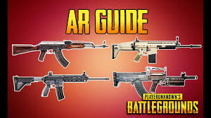 pubg gun stats playerunknown s battlegrounds ar guide pubg gun guide