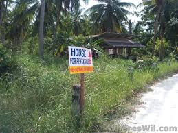 renting a house in koh phangan thailand