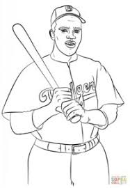 Coloring Pages Quilt Coloring Sheet Jackie Robinson Coloring Page