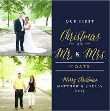 married christmas cards best 25 newlywed christmas card ideas on christmas