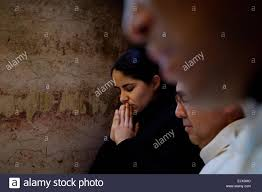 jerusalem israel 2nd april catholic devotees taking part in the