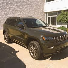 green jeep grand cherokee mcinerney s chrysler on twitter recon green 75th anniversary jeep
